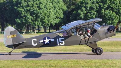 N1227N - Piper J-3C-65 Cub - Private