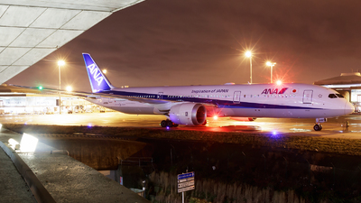 JA892A - Boeing 787-9 Dreamliner - All Nippon Airways (ANA)