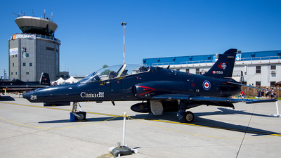 155211 - British Aerospace CT-155 Hawk - Canada - Royal Canadian Air Force (RCAF)