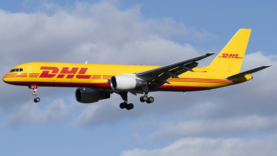 A picture of DALEN - Boeing 7572Q8(PCF) - DHL - © DN280