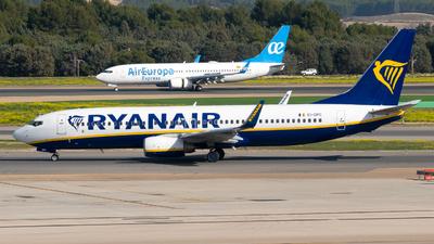 A picture of EIDPC - Boeing 7378AS - Ryanair - © Pablo Gonzalez de Leon