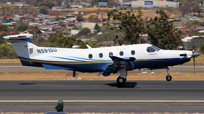 N591SU - Pilatus PC-12/47E - Private