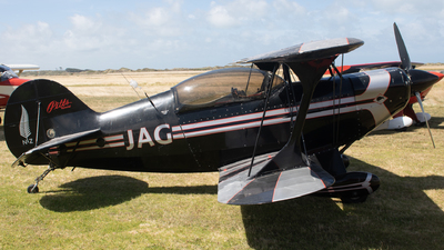 ZK-JAG - Pitts S-2A Special - Private