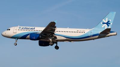 XA-ABC - Airbus A320-214 - Interjet
