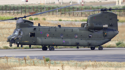 ZA682 - Boeing Chinook HC.2 - United Kingdom - Royal Air Force (RAF)