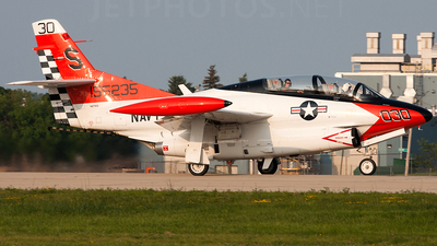 A picture of N27WS - North American T2B - [1155235] - © Alex Brodkey