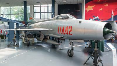 11442 - Chengdu J-7 - China - Air Force