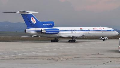 EW-85703 - Tupolev Tu-154M - Belavia Belarusian Airlines
