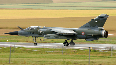 643 - Dassault Mirage F1CR - France - Air Force