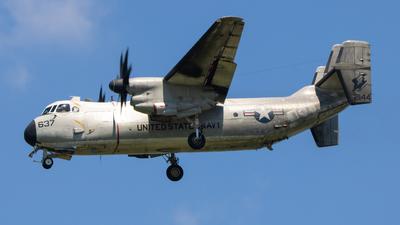 162144 - Grumman C-2A Greyhound - United States - US Navy (USN)