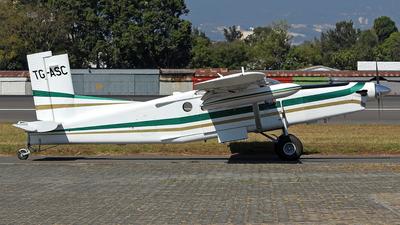 TG-ASC - Pilatus PC-6/B2-H4 Turbo Porter - Private