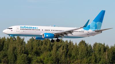 VQ-BTD - Boeing 737-8MA - Pobeda
