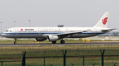 B-6556 - Airbus A321-213 - Air China