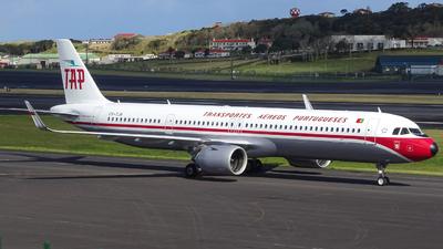 A picture of CSTJR - Airbus A321251NX - TAP Air Portugal - © Henrique Machado