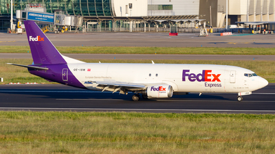 OE-IBW - Boeing 737-4Q8(SF) - FedEx (ASL Airlines)