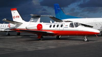 XC-FIV - Cessna 550 Citation II - Mexico - Government