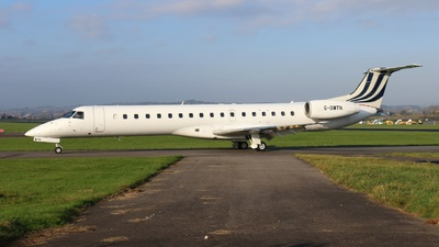 A picture of GOWTN - Embraer ERJ145EP - BAe Systems - © ian simpson