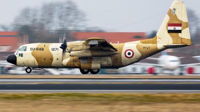 1271 - Lockheed C-130H Hercules - Egypt - Air Force