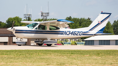 N34620 - Cessna 177B Cardinal - Private