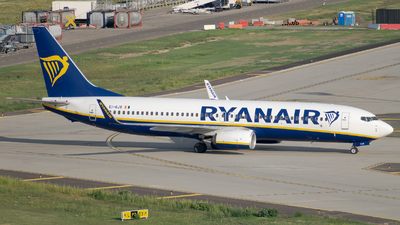 A picture of EIGJS - Boeing 7378AS - Ryanair - © zsoltiforgacs