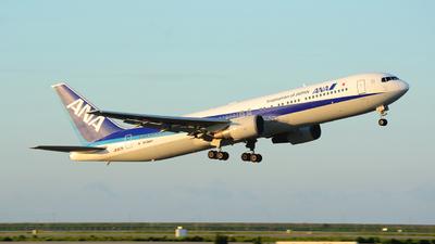 JA617A - Boeing 767-381(ER) - All Nippon Airways (Air Japan)