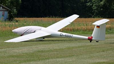 D-4897 - Grob G102 Astir CS77 - Luftsportverein Landshut