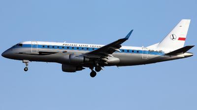 A picture of SPLIE - Embraer E175LR - [17000153] - © Bartosz Dragan