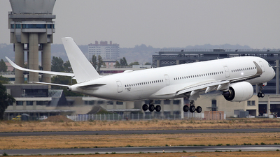 A picture of FWZFG - Airbus A350 - Airbus - © Alberto Cucini