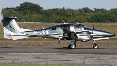 G-JBIB - Diamond Aircraft DA-62 - Private