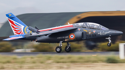 E114 - Dassault-Breguet-Dornier Alpha Jet E - France - Air Force