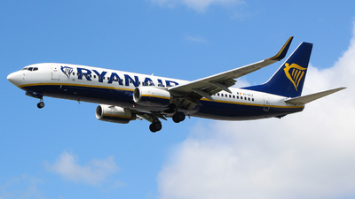 EI-DCZ - Boeing 737-8AS - Ryanair