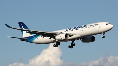 F-HSKY - Airbus A330-343 - Corsair International
