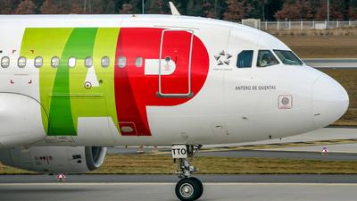 CS-TTO - Airbus A319-111 - TAP Portugal