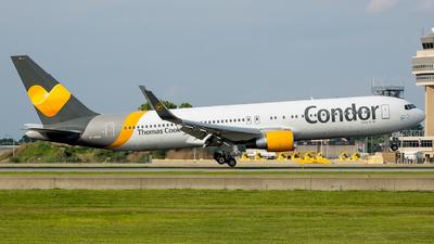 D-ABUB - Boeing 767-330(ER) - Condor