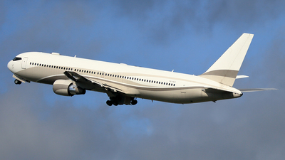 P4-MES - Boeing 767-33A(ER) - Private
