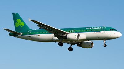 EI-DVI - Airbus A320-214 - Aer Lingus