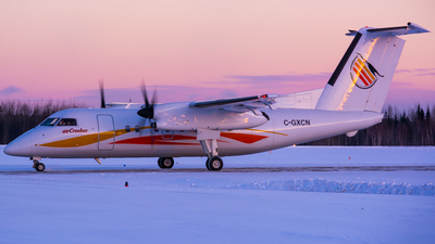 C-GXCN - Bombardier Dash 8-106 - Air Creebec