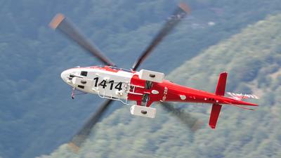 HB-ZRP - Agusta-Westland AW-109SP GrandNew - REGA - Swiss Air Ambulance