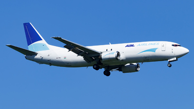 HA-FAU - Boeing 737-43Q(SF) - ASL Airlines