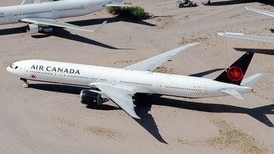 C-FITL - Boeing 777-333ER - Air Canada