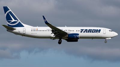 YR-BGM - Boeing 737-8H6 - Tarom - Romanian Air Transport