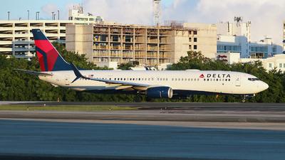 N874DN - Boeing 737-932ER - Delta Air Lines