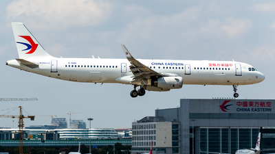 B-1680 - Airbus A321-231 - China Eastern Airlines