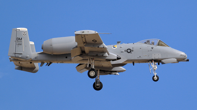 79-0202 - Fairchild A-10C Thunderbolt II - United States - US Air Force (USAF)