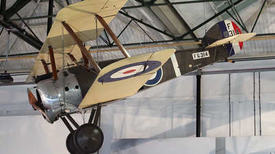 F6314 - Sopwith Camel F.1 - United Kingdom - Royal Air Force (RAF)