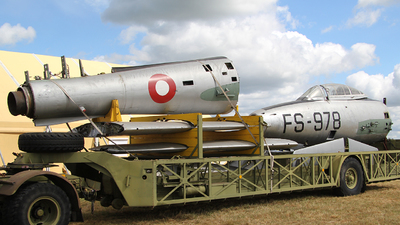 FS-978 - Republic F-84G Thunderjet - Denmark - Air Force