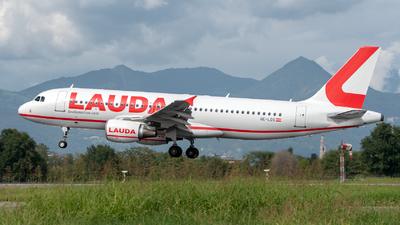 OE-LOS - Airbus A320-214 - LaudaMotion