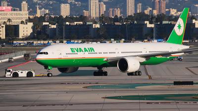 B-16709 - Boeing 777-35EER - Eva Air