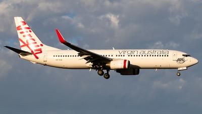 VH-VUA - Boeing 737-8FE - Virgin Australia Airlines