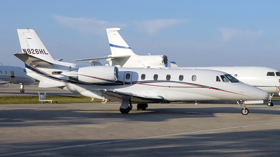 A picture of N926HL - Cessna 560XL Citation Excel - Delta Private Jets - © Paul Denton